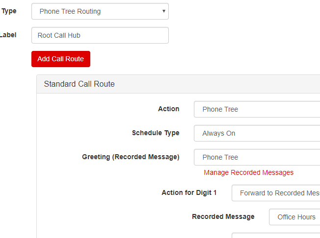 Powerful Call Routing